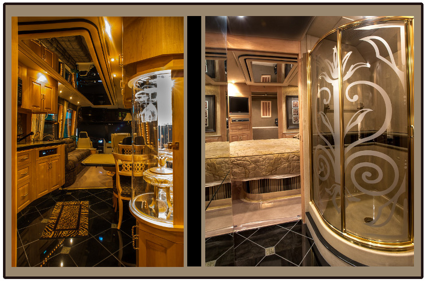 Luxury Coach Service - North Texas RV Remodeling