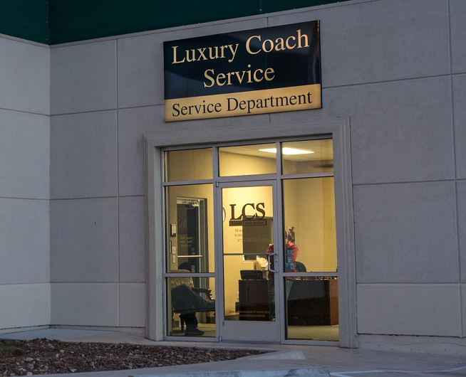 Luxury Coach Service of North Texas
