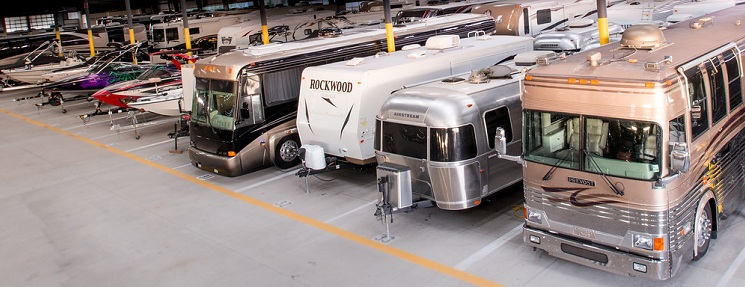 Luxury Coach Service - North Texas RV Repair and Service
